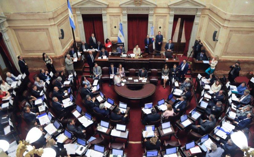 El Senado inicia el tratamiento en comisión del proyecto sobre capitalesalternas
